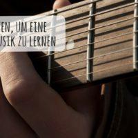 Die besten Seiten, um eine Sprache mit Musik zu lernen