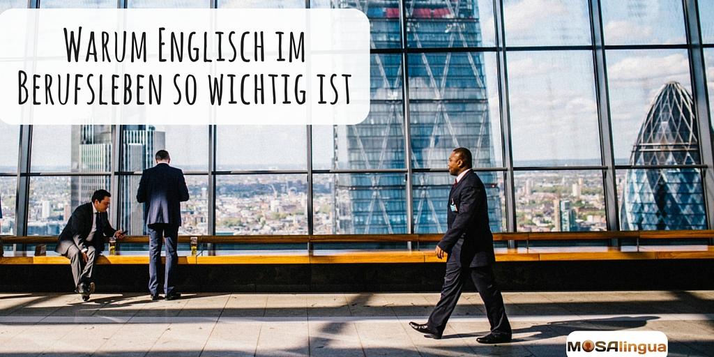 DE - Business Englisch lernen