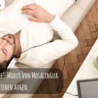 Die neue Version von MosaLingua ist endlich da!