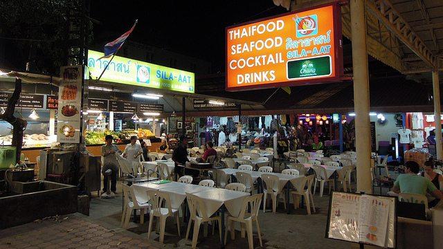 interkulturelle Kommunikation ... beim Essen gehen