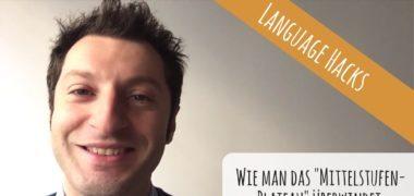 """Wie man das """"Mittelstufenplateau"""" überwindet (Video)"""