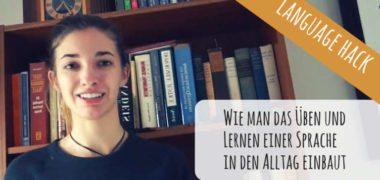 Wie man das Lernen in den Alltag integrieren kann (Video)