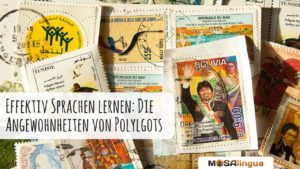 Sprachen lernen effektiv: Lernen Sie von den Polylgots