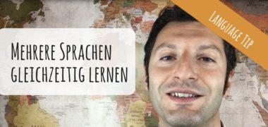 VIDEO: Mehrere Sprachen gleichzeitig lernen – ist das möglich?