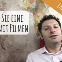 Video: Wie man eine Sprache mit Filmen lernen kann