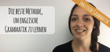 VIDEO: Die beste Methode, um englische Grammatik zu lernen