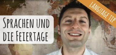 VIDEO: Sprachen lernen während der Feiertage