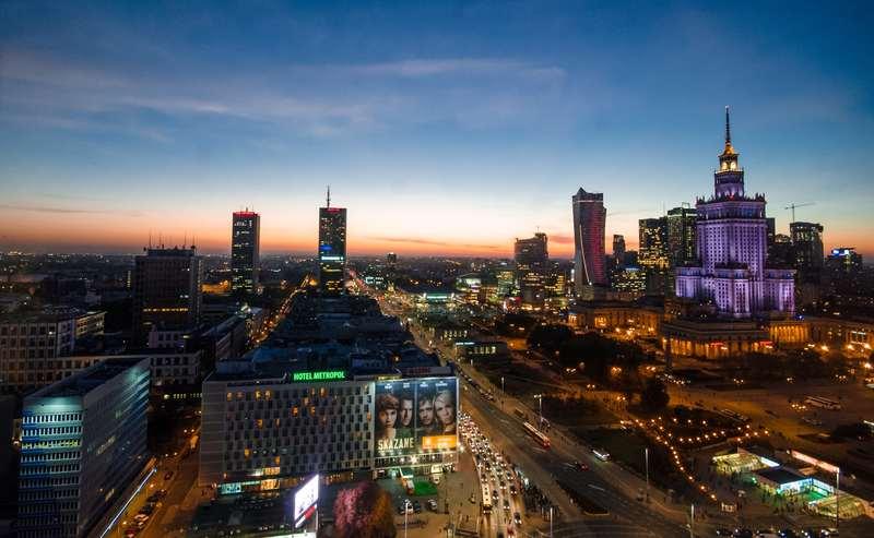 Polnisch sprechen in Warschau