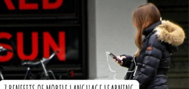 The Seven Benefits of Language Learning Apps