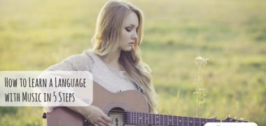 How Music and Learning go Hand in Hand in Becoming Fluent