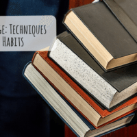 Learning a Language: Techniques for Developing New Habits