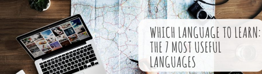 Which Language to Learn? The 7 Most Useful Languages Image