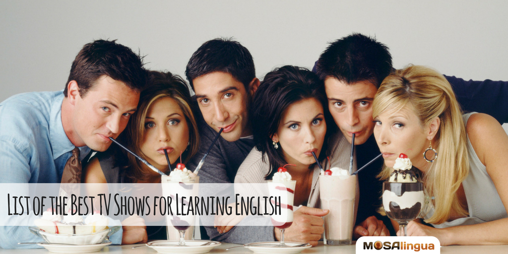 The Best Tv Shows For Learning English And Having Fun