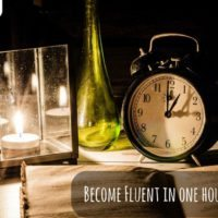 Tricks to Become Fluent in One Hour of Practice Per Day