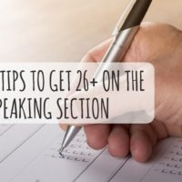 TOEFL Test: 5 Tips to Get 26+ on the TOEFL Speaking Section