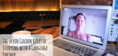 The Seven Golden Rules of Studying with a Language Partner