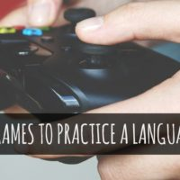 Five Video Games to Practice a Language