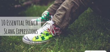 10 Essential French Slang Expressions