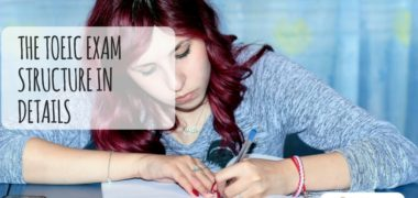 The TOEIC exam structure in details