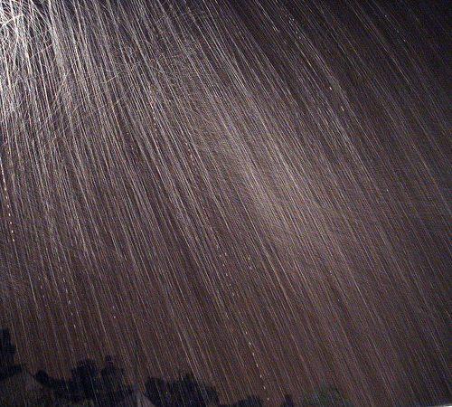 French idioms : pleuvoir des cordes