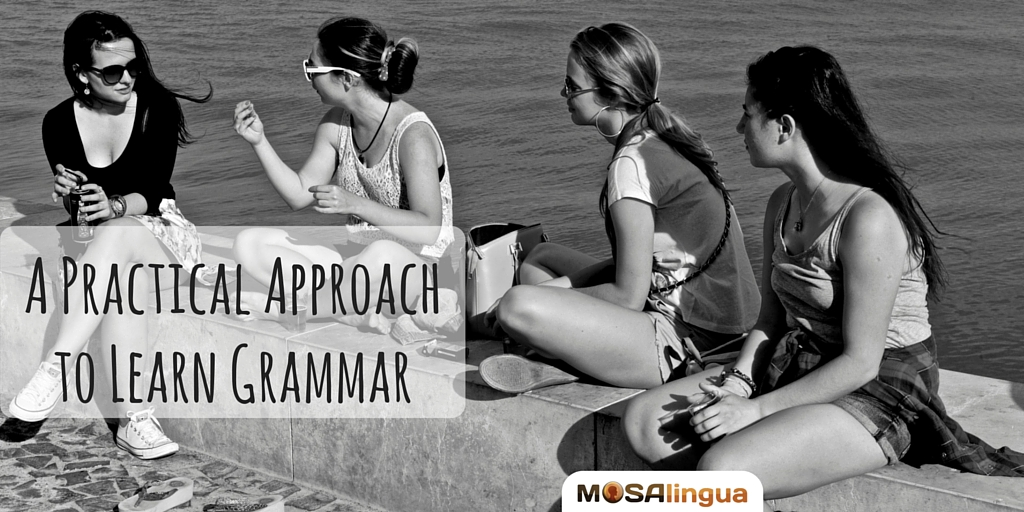 a practical approach to learn grammar