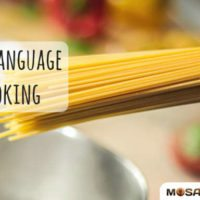 Language learning through cookery. Is it even possible?