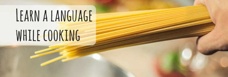 Language learning through cookery. Is it even possible? Image