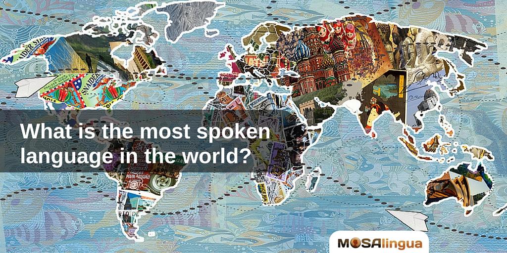 EN - Most Spoken language