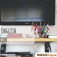 How to Learn English with Television
