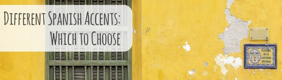 Difference between Spanish Accents: How to Choose the Right One? Image