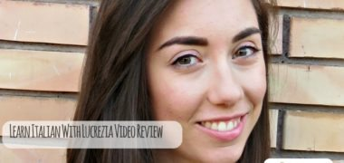 Learn Italian With Lucrezia Video Review