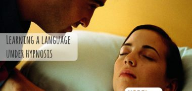 Does hypnosis work for learning a language?