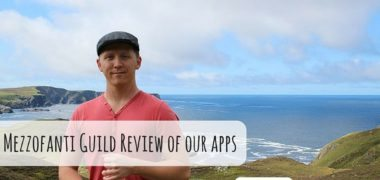Mezzofanti Guild Review of Our Apps