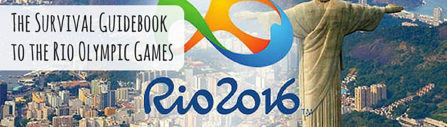 Survival Guide for the Olympic Games Image