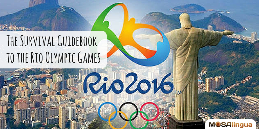 Olympic Games Phrasebook