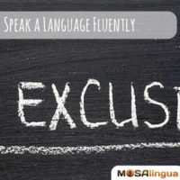 6 Excuses Not to Reach Language Fluency