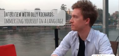 Language Immersion Tips – Interview with Olly Richards