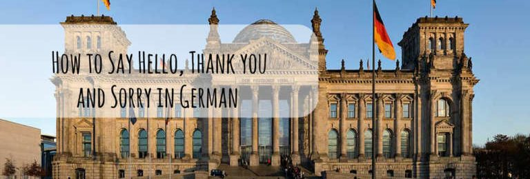 how to say thank you in german pronunciation