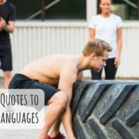 Motivational Quotes to Help You Learn Languages
