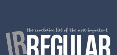 The Final List of English Irregular Verbs – Free eBook