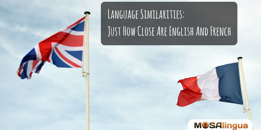English In Italian: What Are The Language Similarities Between English And French