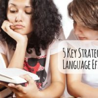 5 Key Strategies To Learn A Language Effectively