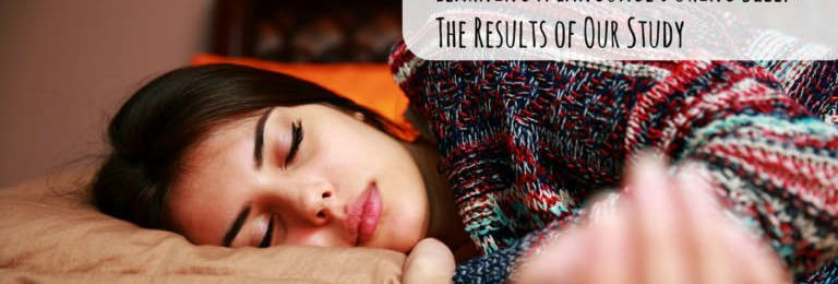 Learning A Language During Sleep: The Results of Our Study Image