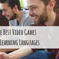The Best Video Games For Learning Languages