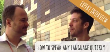 Expert Interview With Benny Lewis on How to Learn a Language Quickly