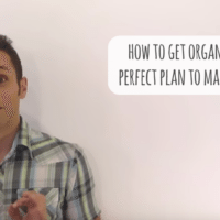 How to Get Organized to Have the Perfect Plan to Make Quick Progress (Video)