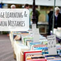 Foreign Language Learning and the Five Most Common Mistakes