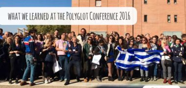 7 Valuable Things I Learned at the Polyglot Conference in Thessaloniki
