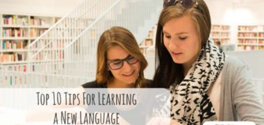 The Top 10 Tips For Learning a New Language Succesfully