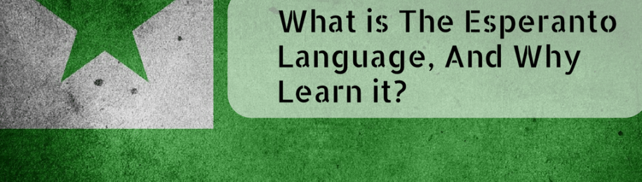 What is The Esperanto Language, And Why Learn it? Image